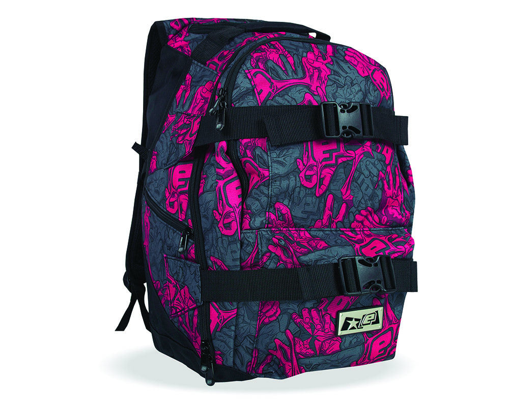 Planet Eclipse 2014 Gravel Backpack - Stretch Punk