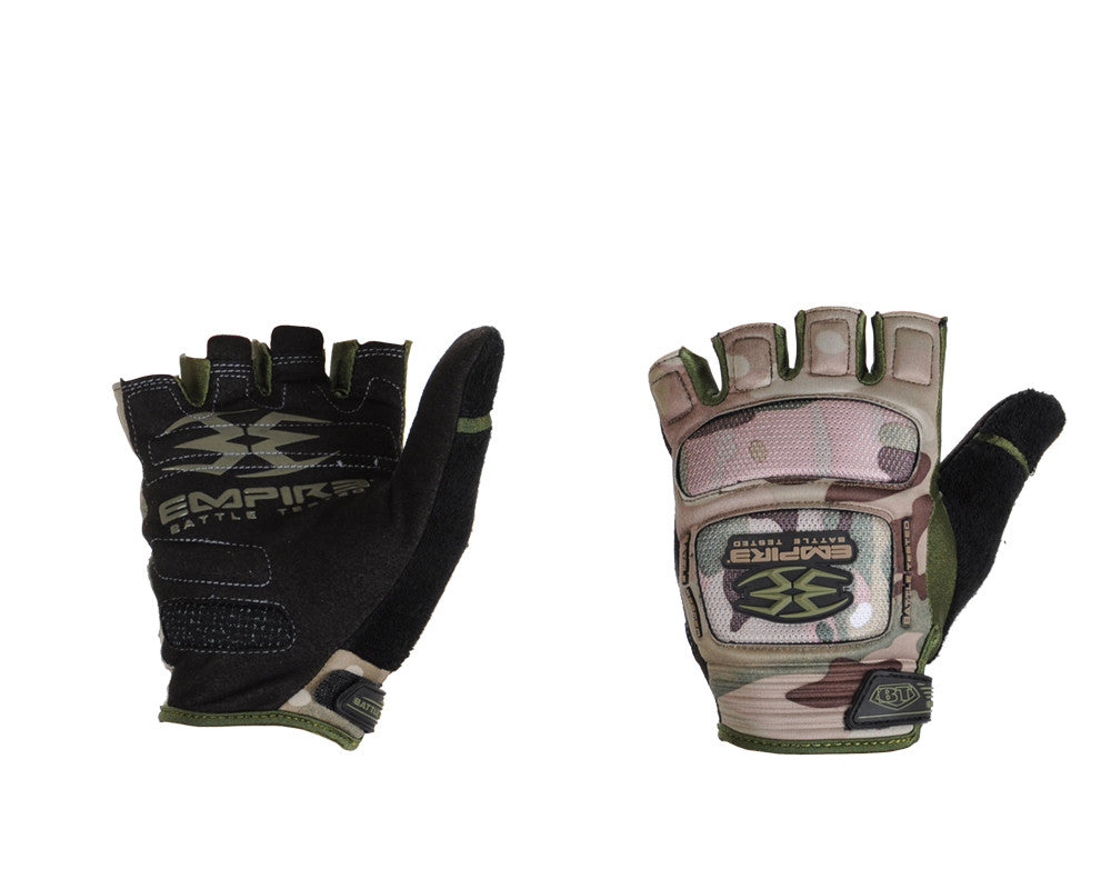 Empire Battle Tested Combat THT Paintball Gloves - ETACS