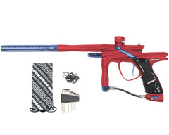 JT Impulse Paintball Gun - Dust Red/Gun Metal