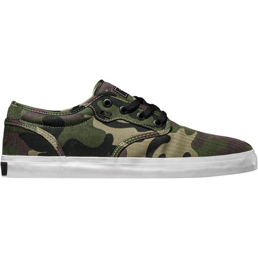 Globe Motley - Green Camo - Skateboard Shoes