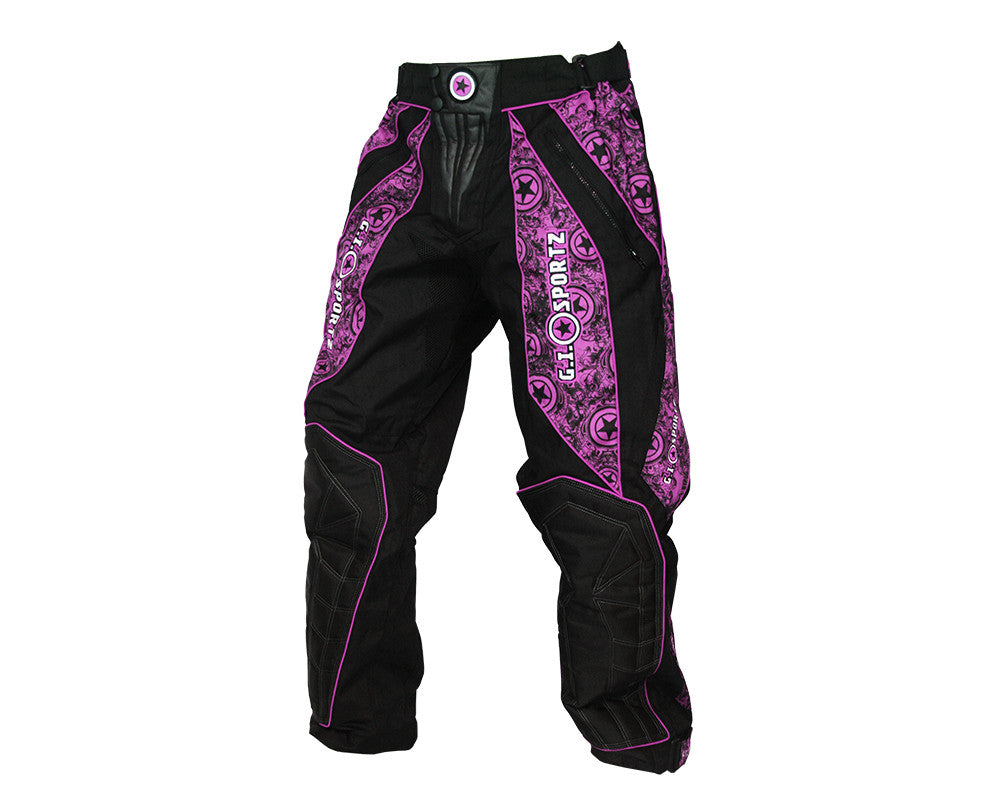 GI Sportz Herald Paintball Pants - Purple