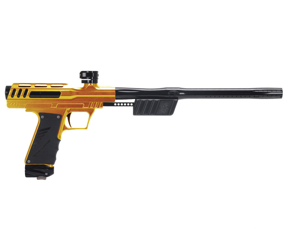"Bob Long ""MVP"" Marq Victory Pump Paintball Gun - Gold w/ Black"