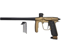 2011 Mokal Aura Paintball Gun - Dust Bronze/Dust Black