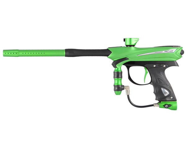 2013 Proto Reflex Rail Paintball Gun - Lime/Black