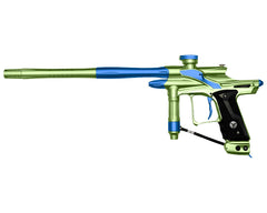 Dangerous Power Fusion FX Paintball Gun - Neon Green/Blue