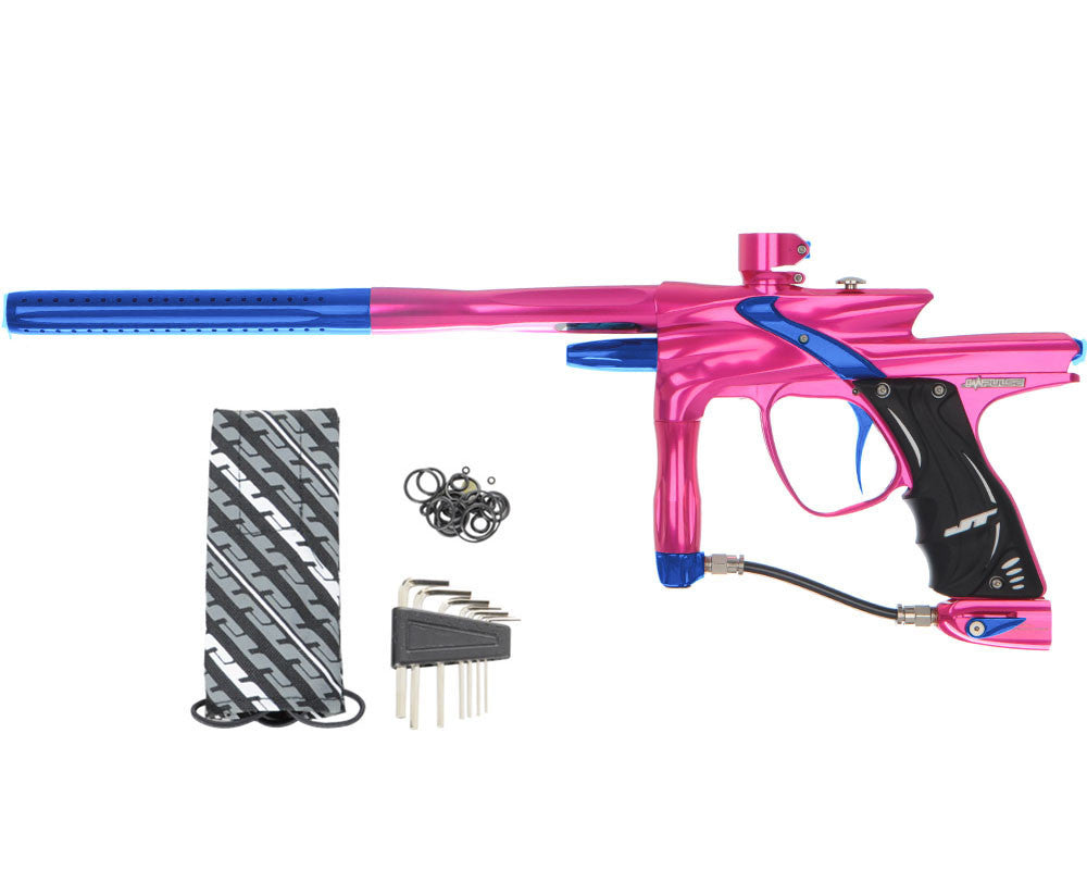 JT Impulse Paintball Gun - Pink/Blue