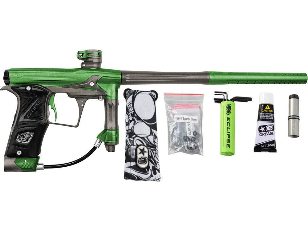 Planet Eclipse Geo 3 Paintball Gun - Poison IV