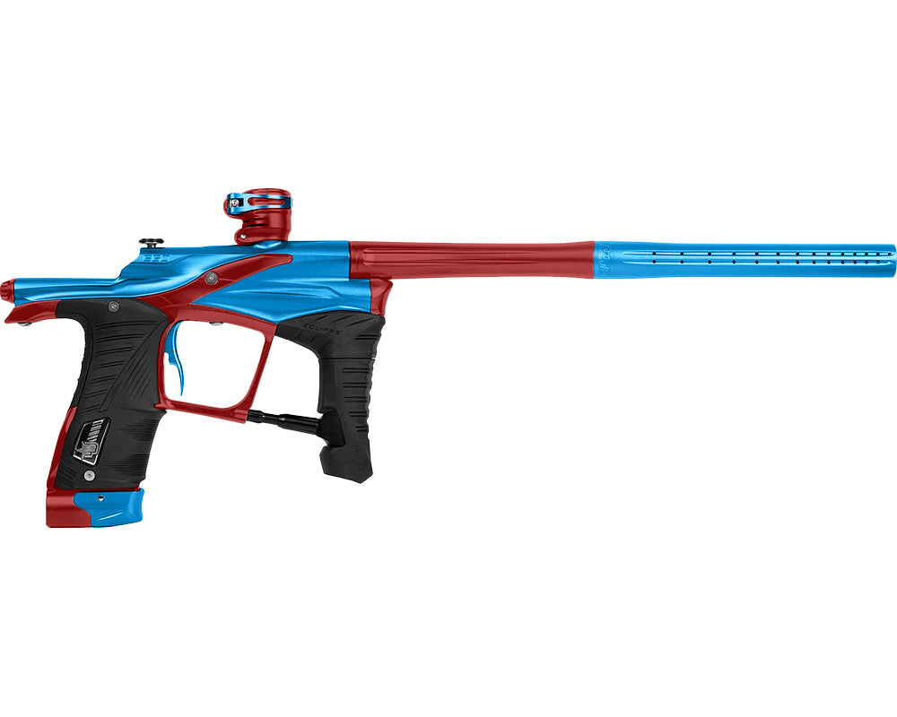 Planet Eclipse Ego LV1 Paintball Gun - Blue/Red