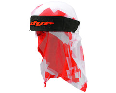 2014 Dye Head Wrap - Airstrike Orange/White