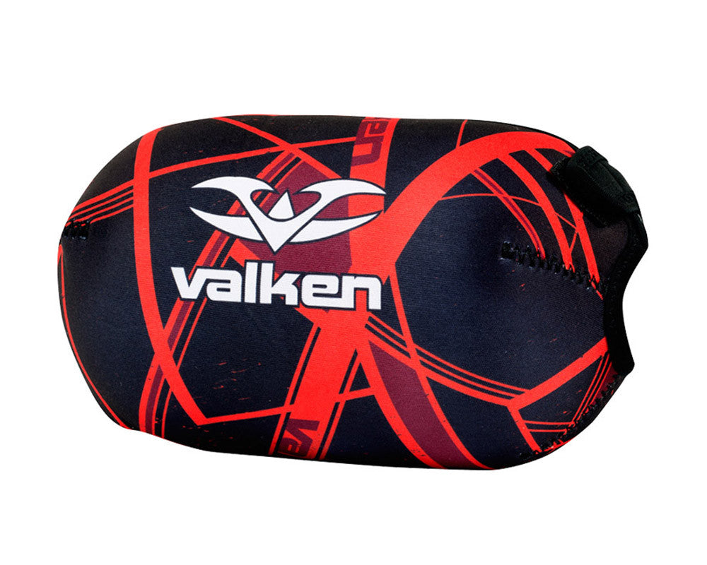 2014 Valken Crusade Tank Cover - Hatch Red