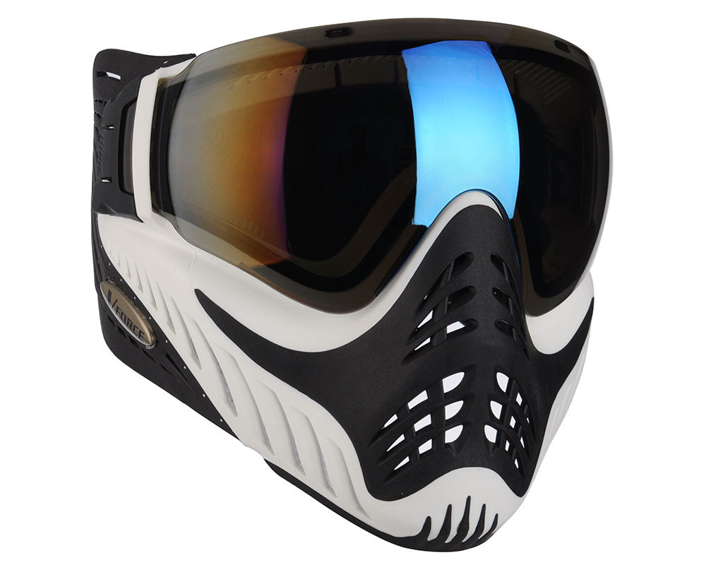 V-Force Profiler Paintball Mask - SE White/Black