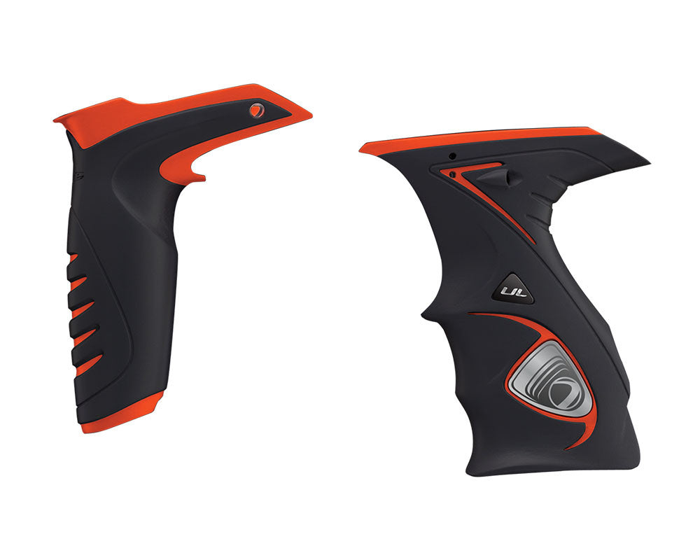 Dye DM14 Grip Kit - Orange/Black