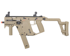 KWA Kriss Vector Gas Airsoft Gun - Tan