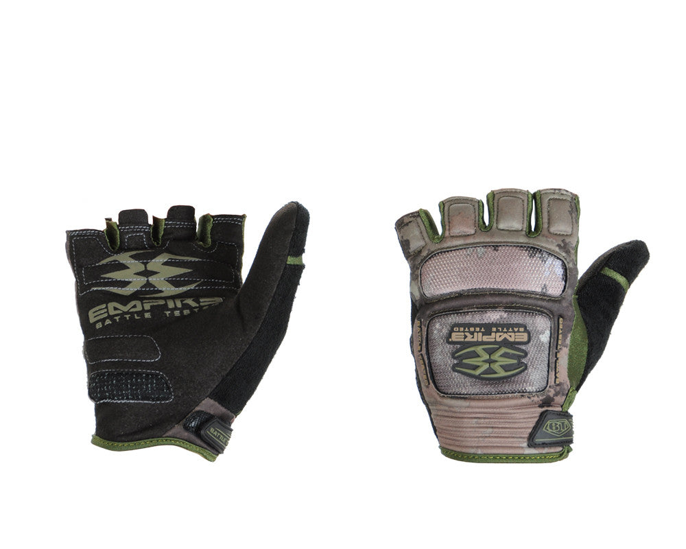 Empire Battle Tested Combat THT Paintball Gloves - Terrapat