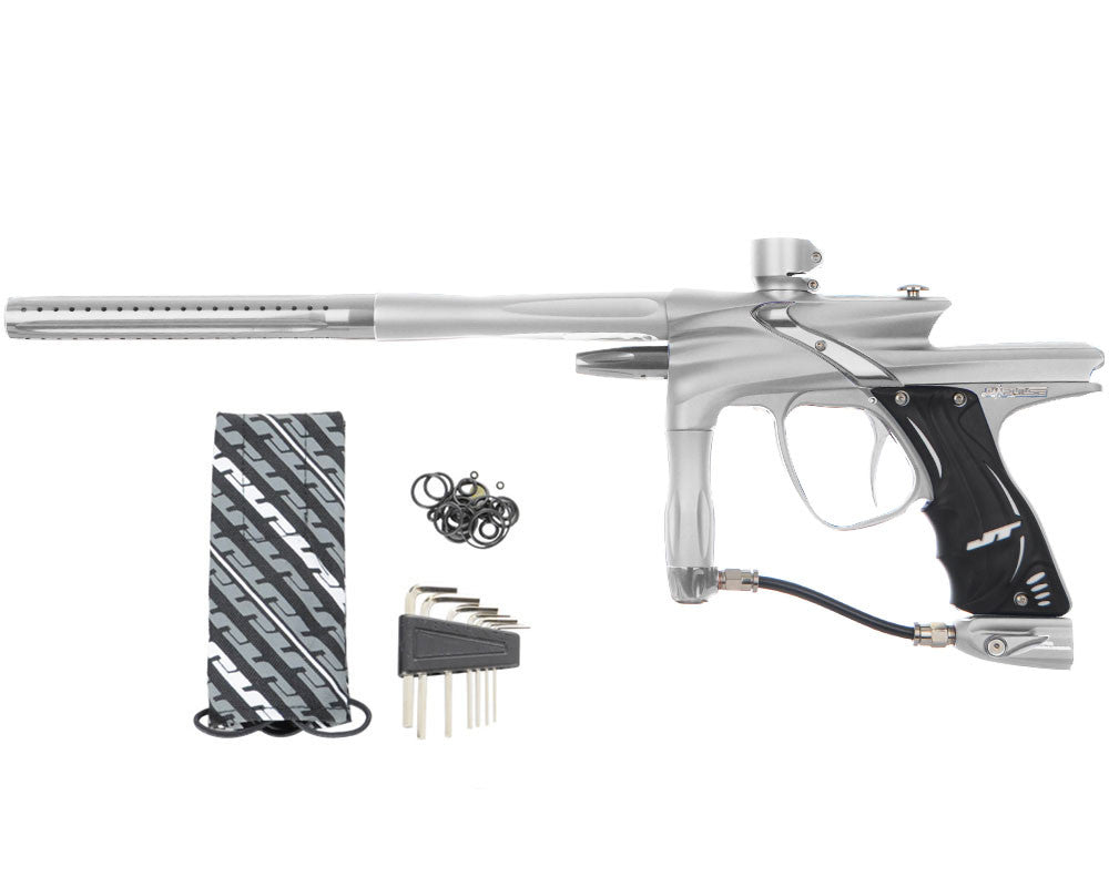 JT Impulse Paintball Gun - Dust Silver/Grey