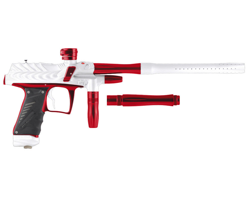 Bob Long Dragon G6R Intimidator - Dust White/Polished Red