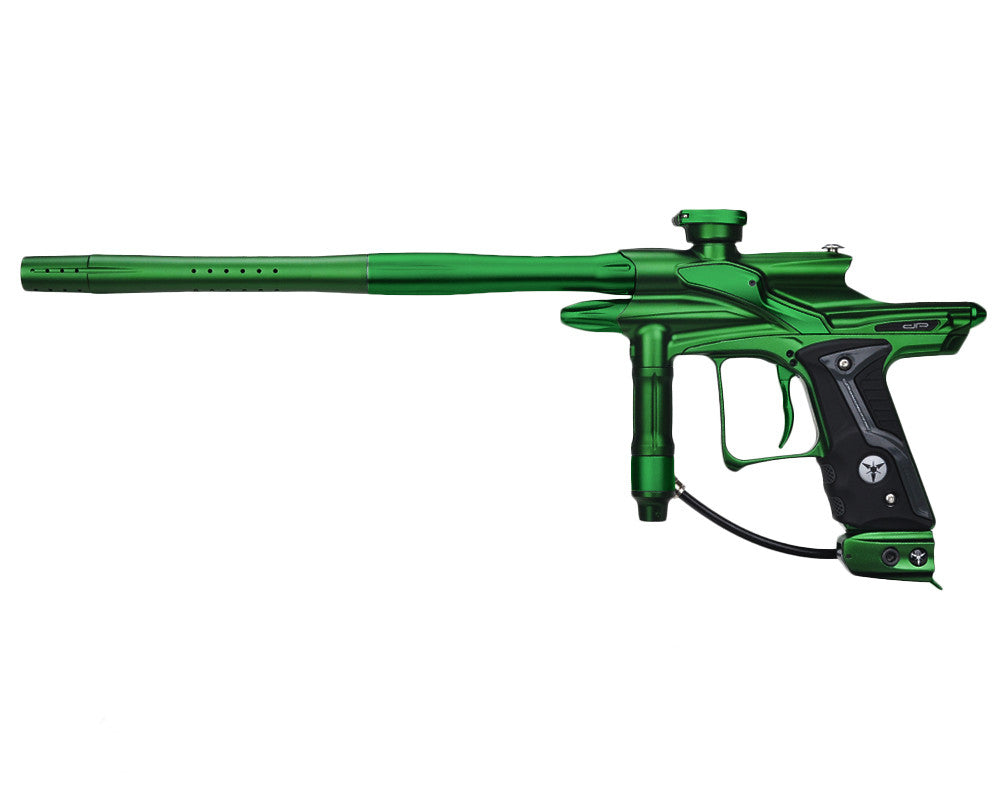 Dangerous Power Fusion FX Paintball Gun - Green/Green