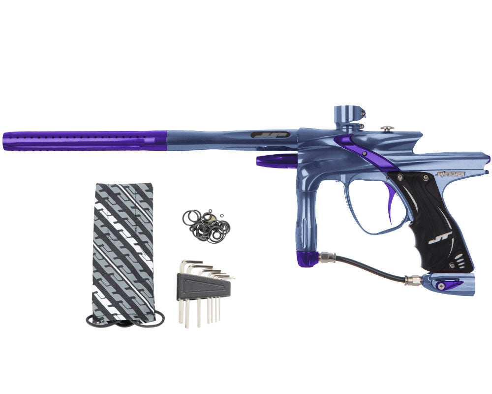 JT Impulse Paintball Gun - Gun Metal/Purple