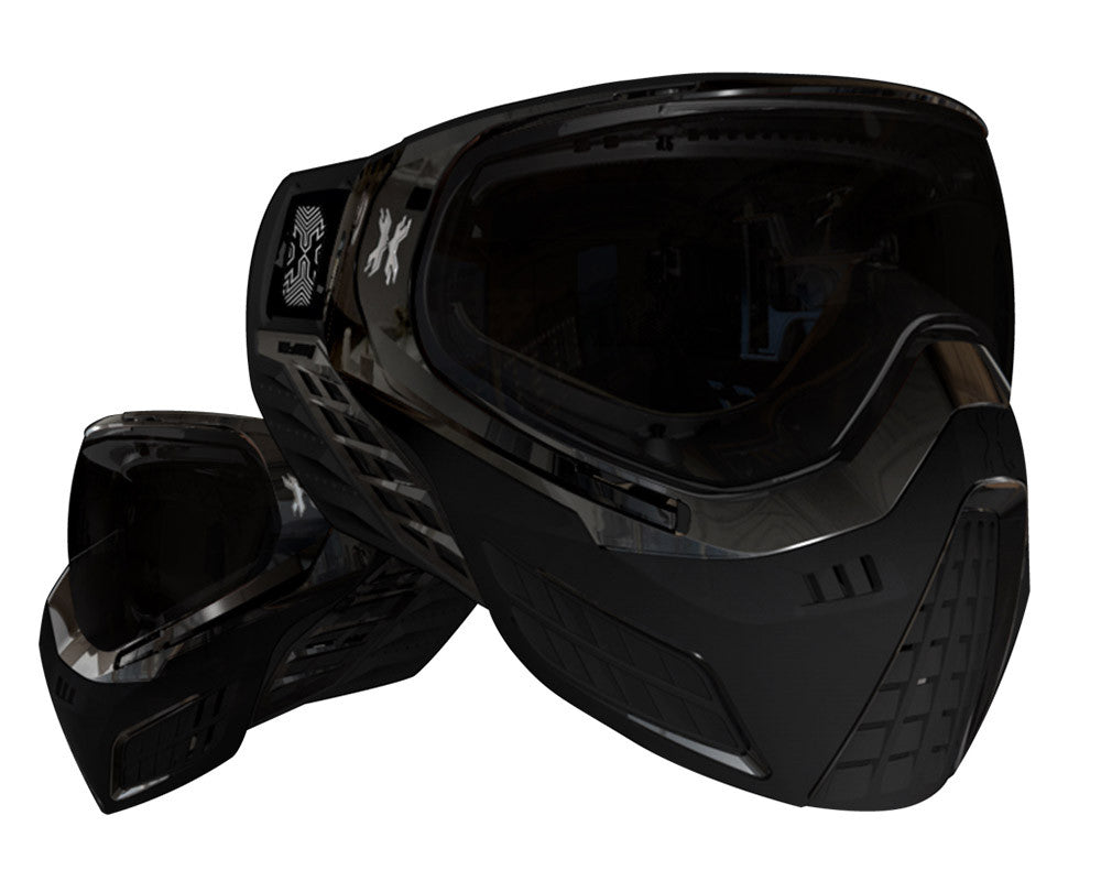 HK Army KLR Paintball Mask - Black