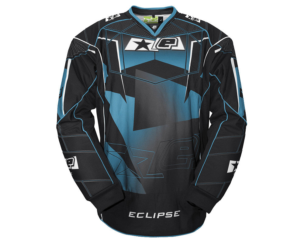 Planet Eclipse Distortion Code Paintball Jersey - Ice
