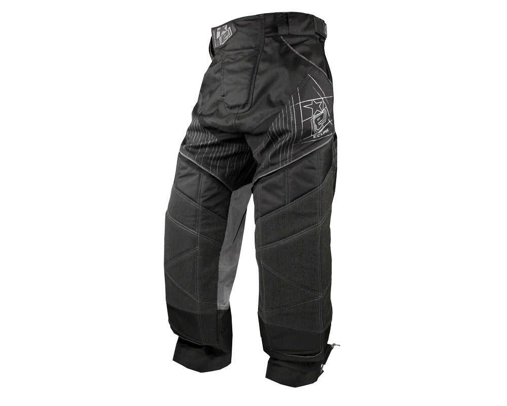 Planet Eclipse Elusion Distortion Paintball Pants - Black