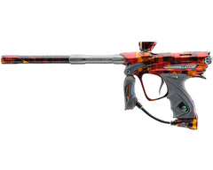 Dye DM13 Paintball Gun - PGA Atlas Red/Orange