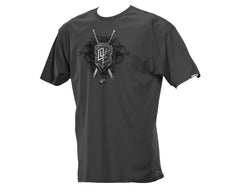 2013 Dye Crest T-Shirt - Charcoal Heather