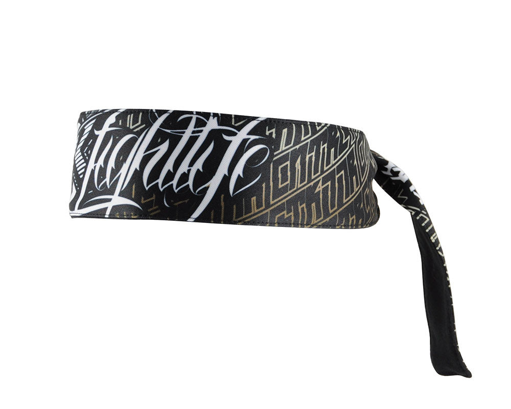 Contract Killer Fight Life Headband