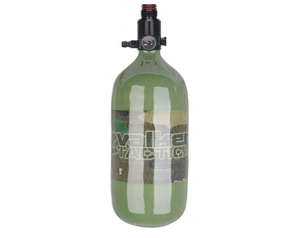 Valken 68/4500 Compressed Air Paintball Tank - Woodland