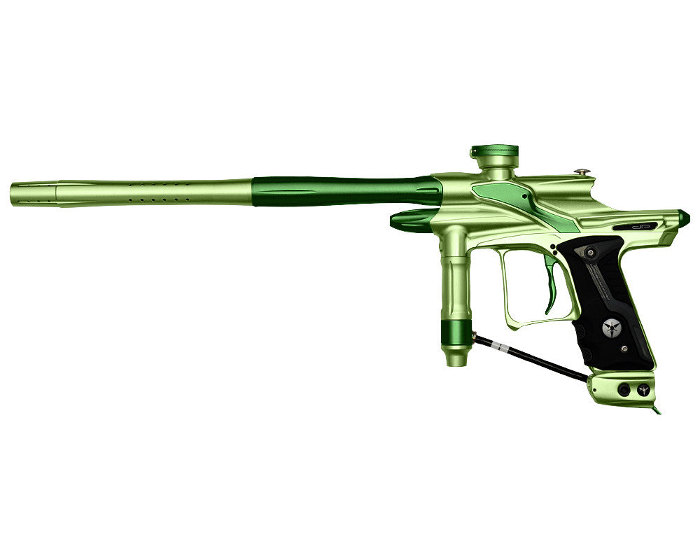 Dangerous Power Fusion FX Paintball Gun - Neon Green/Green