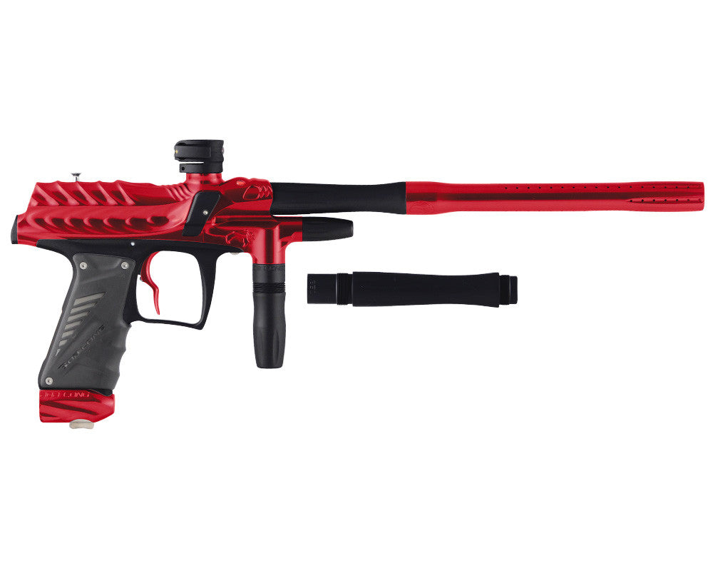 Bob Long Dragon G6R Intimidator - Polished Red/Dust Black