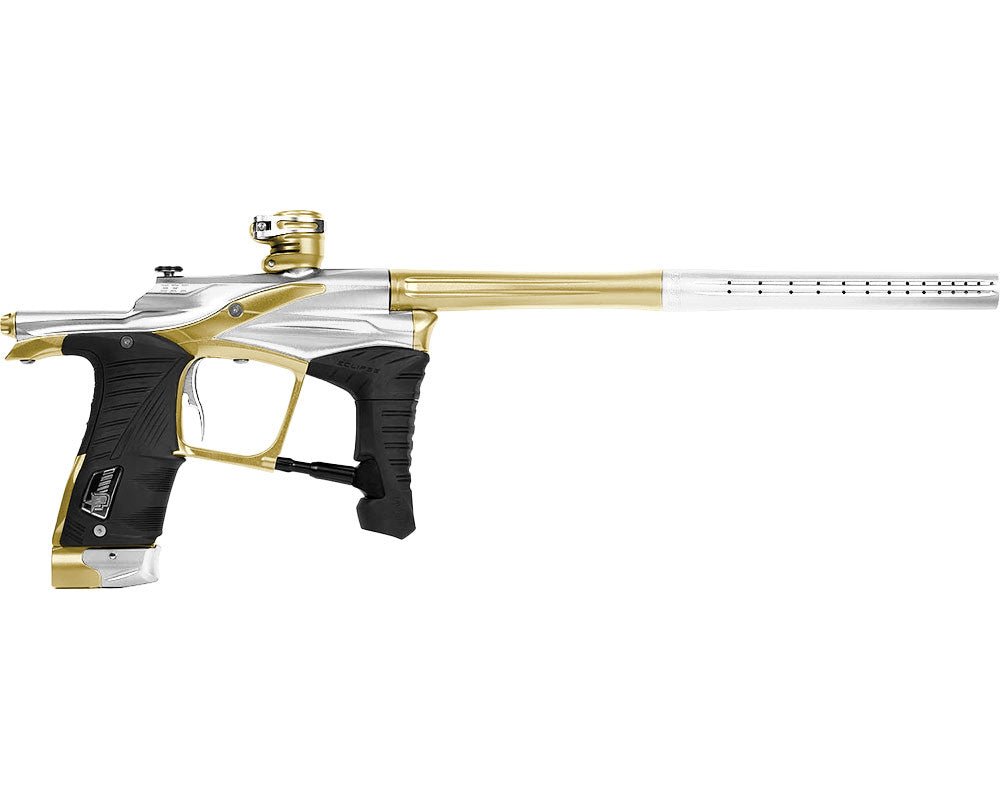 Planet Eclipse Ego LV1 Paintball Gun - Silver/Gold