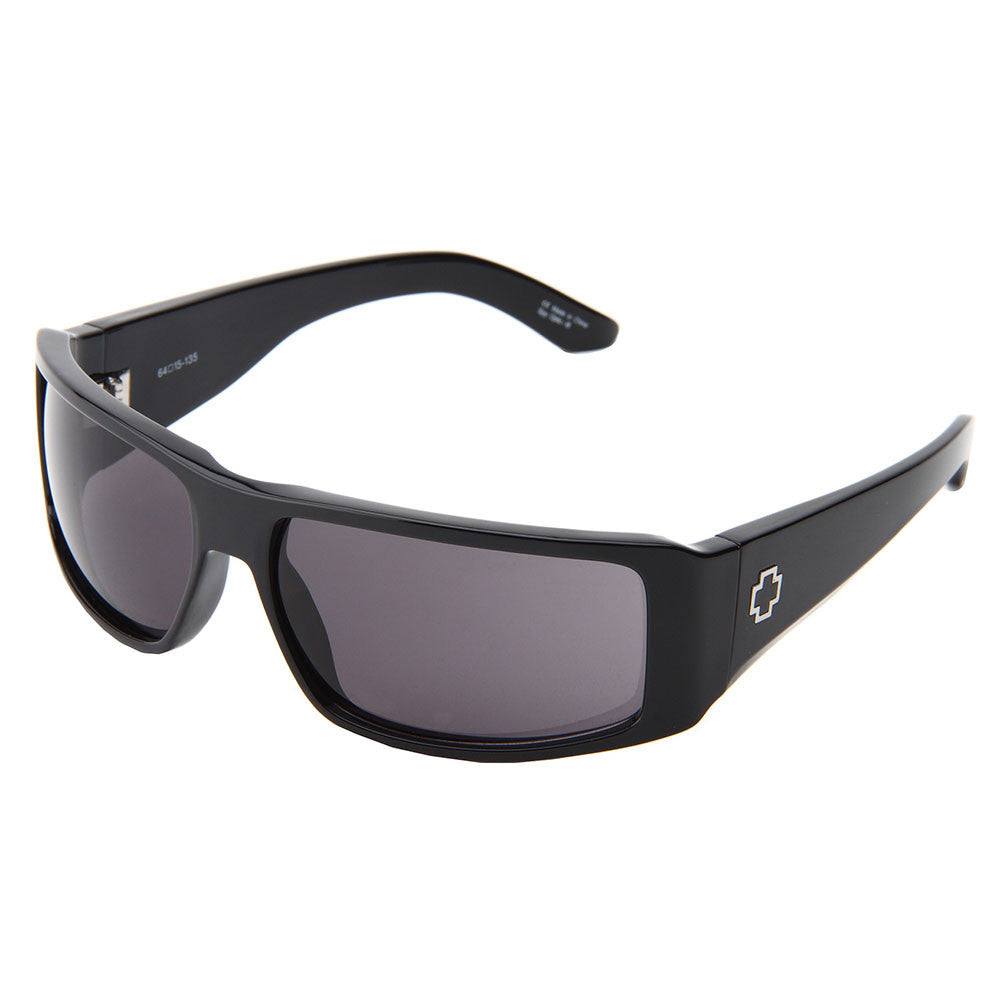 Spy Council - Black Frame - Grey Lens - Sunglasses