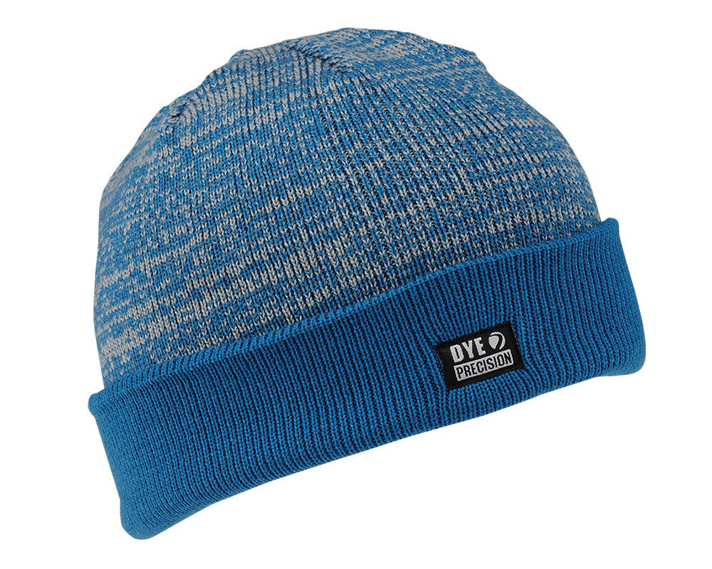 2014 Dye Shredded Beanie - Heather/Navy