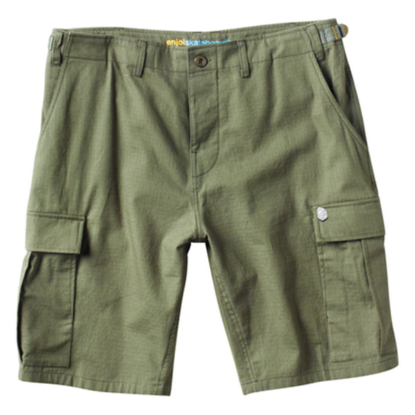 Enjoi Hochiman - Fatigue Green - Mens Shorts