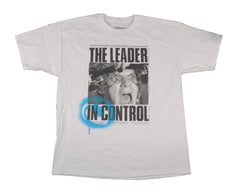 Thunder The Leader 3 S/S - White - Men's T-Shirt