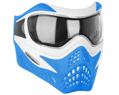 V-Force Grill Paintball Mask - SE White/Blue
