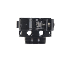 Custom Products CP Spyder VS1, VS2, VS3, RS, & RSX No-Rise Clamping Feed Neck - Black