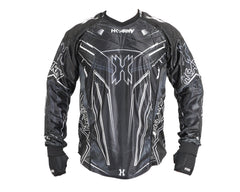 HK Army 2014 Hardline Paintball Jersey - Charcoal