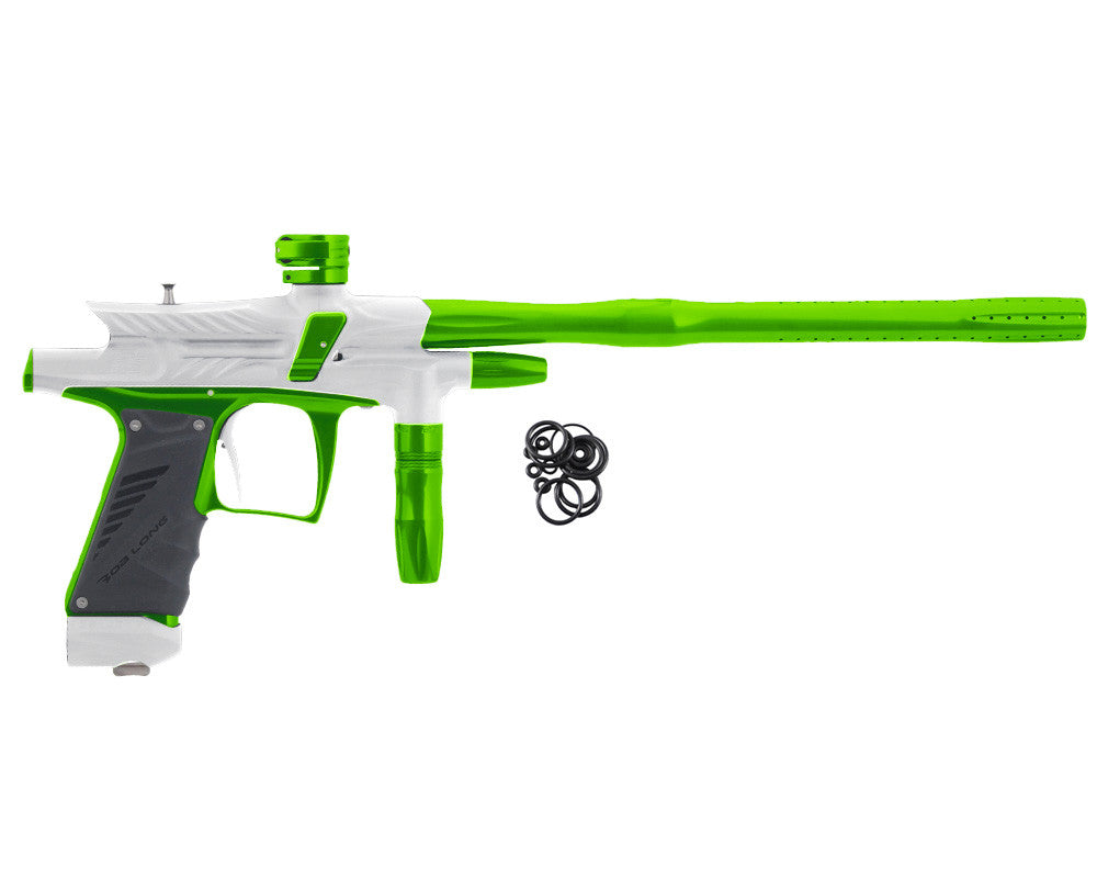 2012 Bob Long G6R F5 OLED Intimidator - Dust White/Lime