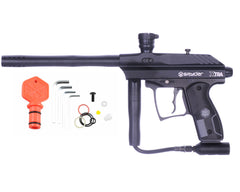 Refurbished 2012 Kingman Spyder Xtra Semi-Auto Paintball Gun - Diamond Black