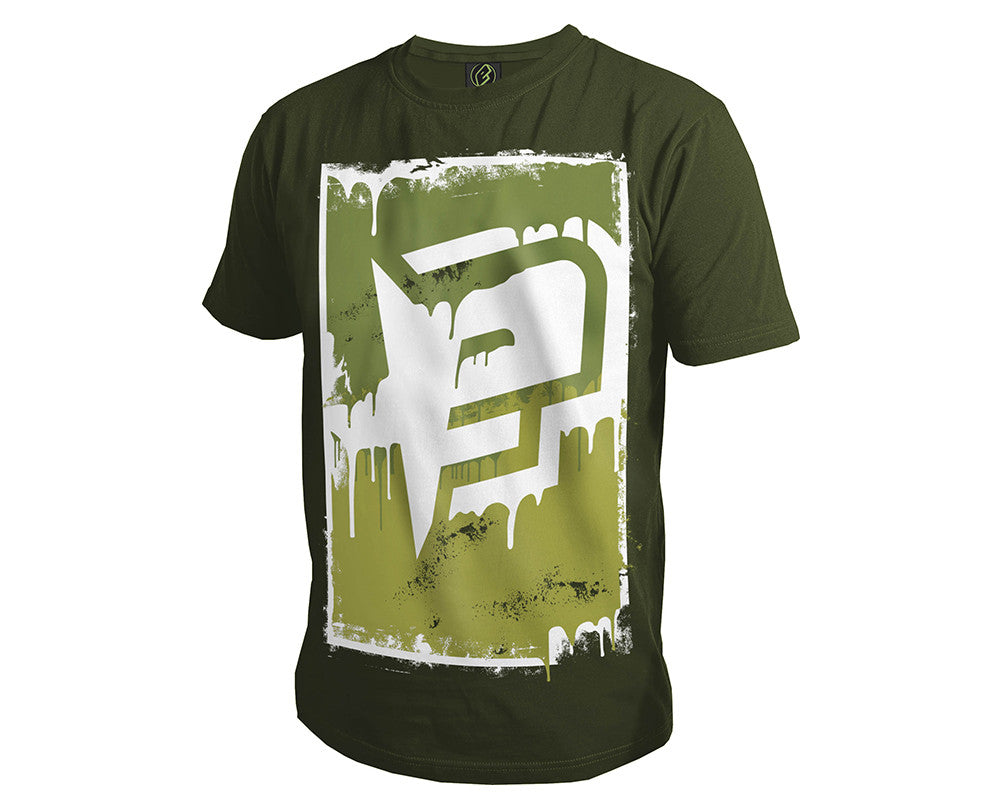 Planet Eclipse Men's 2014 Radical T-Shirt - Olive