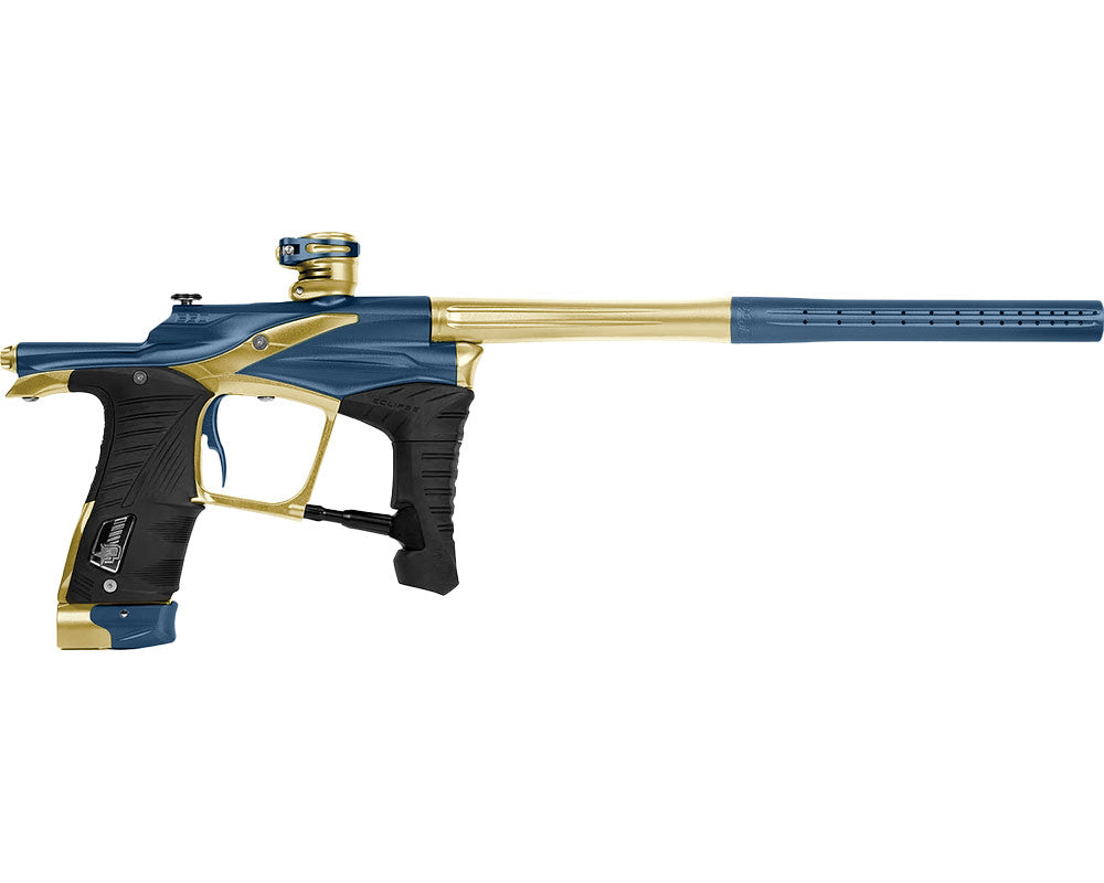 Planet Eclipse Ego LV1 Paintball Gun - Dark Blue/Gold