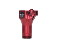 Shocktech Ion High Rise Clamping Feed Neck - Red