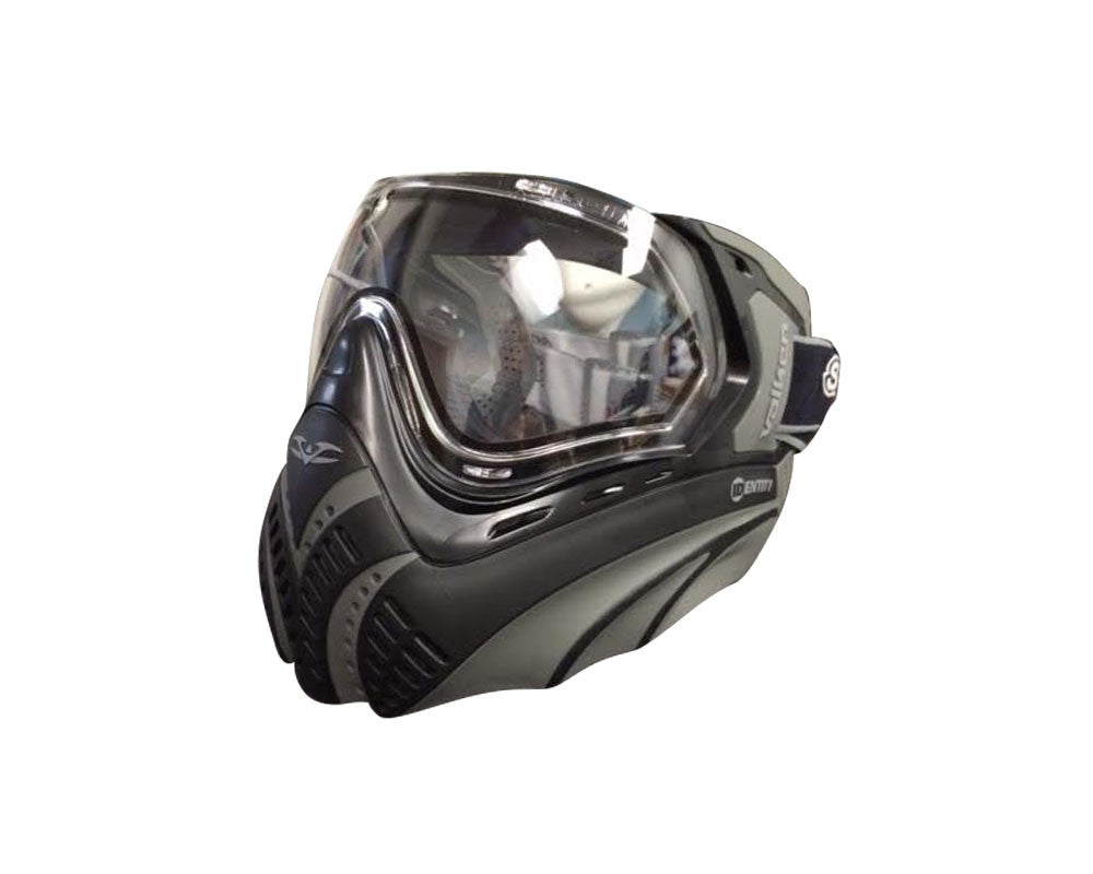 Valken Identity Paintball Mask - Black/Grey