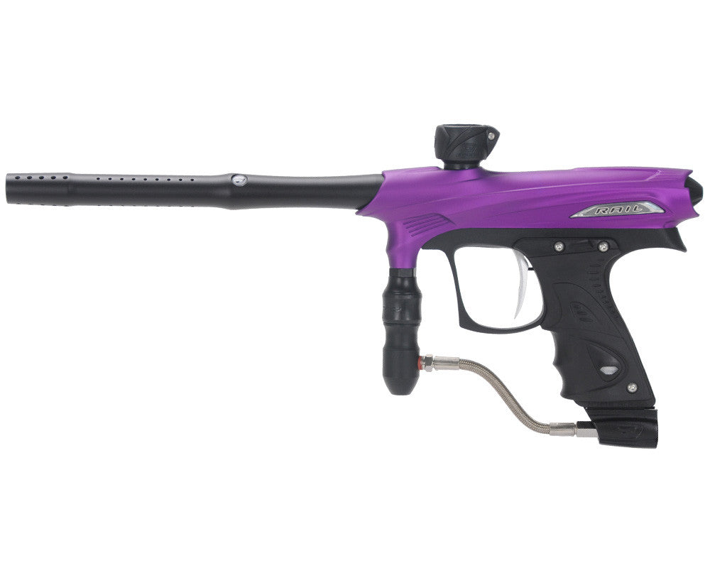 2011 Proto Rail PMR Paintball Gun - Dust Purple