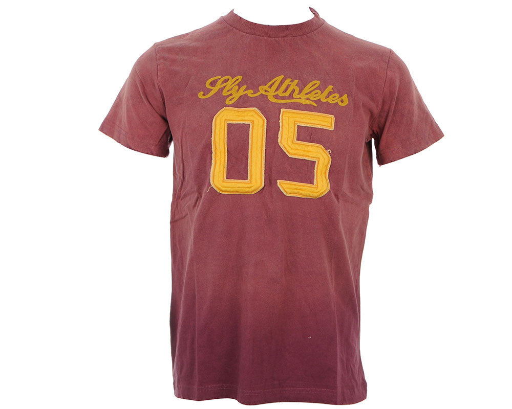 Sly Paintball Vintage T-Shirt - Maroon