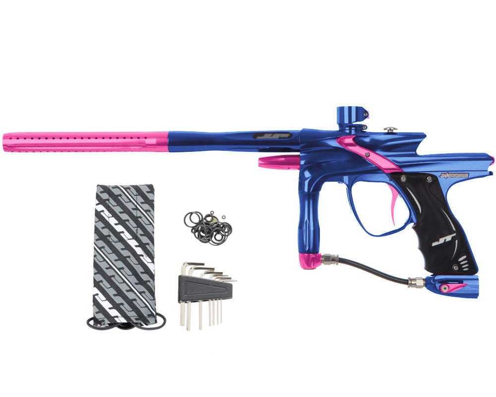 JT Impulse Paintball Gun - Blue/Pink