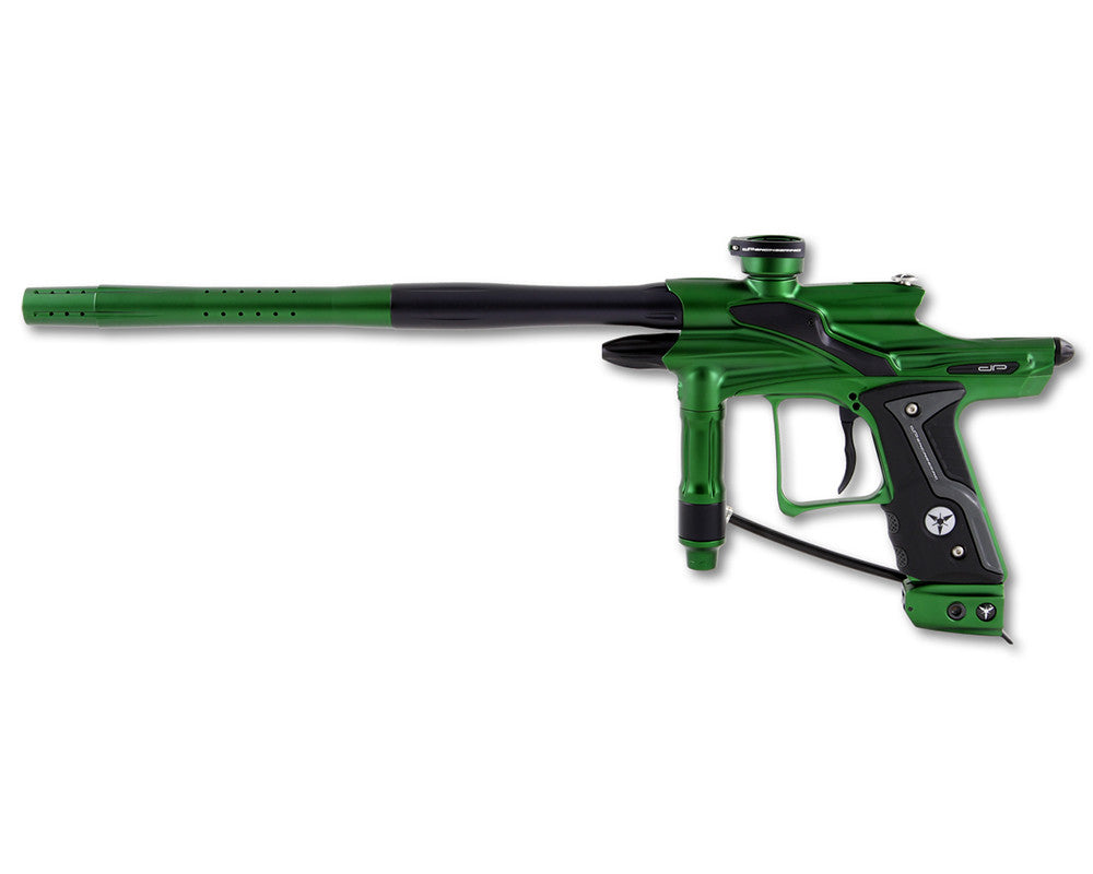 Dangerous Power Fusion FX Paintball Gun - Green/Black