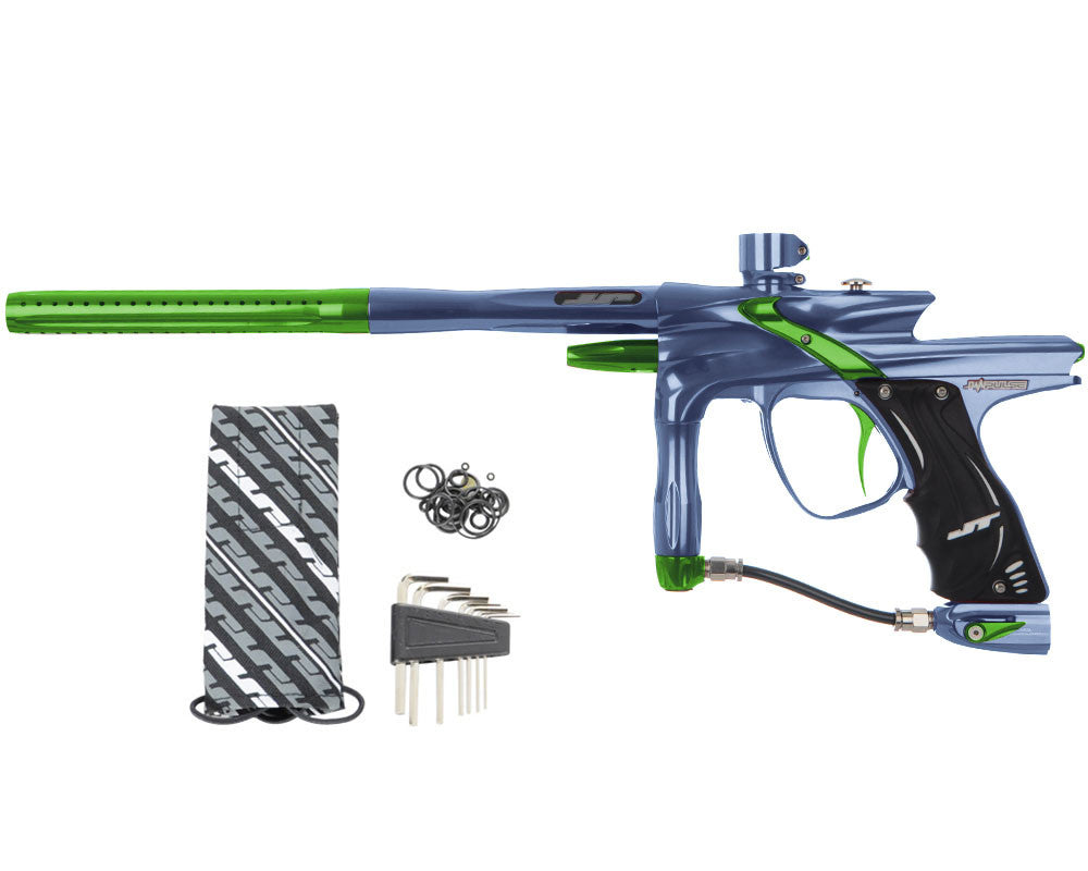 JT Impulse Paintball Gun - Gun Metal/Slime